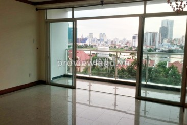 Hoang Anh Riverview in District 2 for rent 160 sqm 4 bedrooms basic furniture