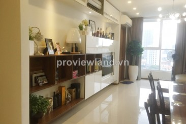 Thao Dien Pearl in District 2 for rent 2 bedrooms 122 sqm pool view