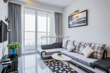 Apartment for rent in Thao Dien Pearl high floor fully furnished