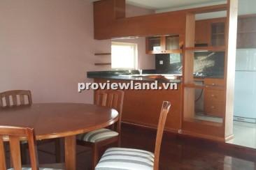 Villa for rent on Nguyen Van Huong Street Thao Dien  1 bedroom