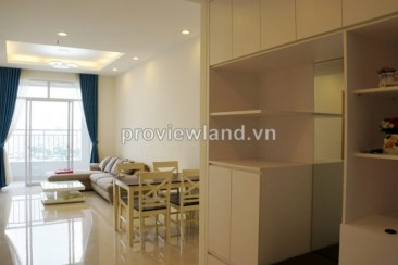 The Prince Residence apartment  for rent on high floor   full interior  85 sqm 2 bedrooms