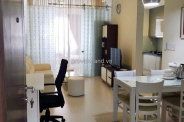 Apartment for rent in Lexington Residence block B high floor 48 sqm 1 bedroom