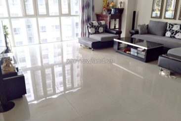Apartment for rent in District 2 at Imperia An Phu 3 bedrooms