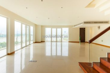 Duplex apartment for rent in Diamond Island at Tower 3