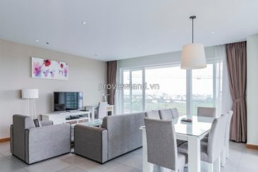 Apartment for rent in Diamond Island 4 bedrooms