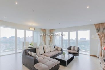 Apartment for rent in Diamond Island 3 bedrooms