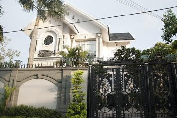 Villa for rent in Thao Dien District 2 5 BRs