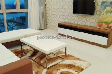 Luxury apartment for rent in The Vista 3 brs