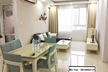 Tropic Garden apartment for rent 2 brs 88 sqm river view