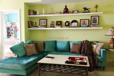 River Garden apartment for rent 4 bedrooms 156 sqm