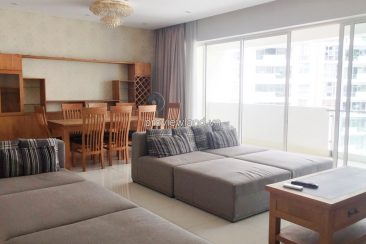 Estella apartment for rent 3 bedrooms 172 sqm