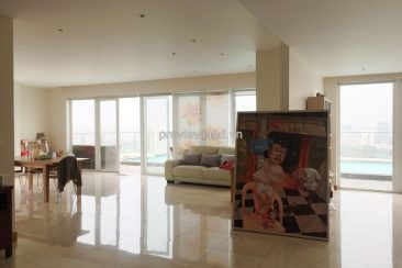 Sky villa in Diamond Island for rent 4 bedrooms 650 sqm