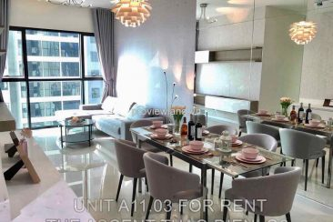 Ascent apartment for rent in District 2 70 sqm 2 bedrooms