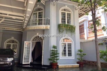 Villa for rent in An Phu, Dang Tien Dong str 310 sqm
