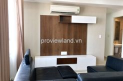 Apartment Masteri Thao Dien for rent 3 bedrooms