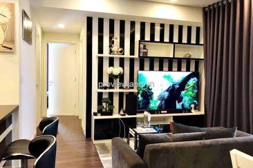 Masteri Thao Dien for rent 2 bedrooms 69 sqm