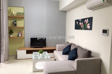 Masteri Thao Dien for rent 2 bedrooms 73 sqm river view