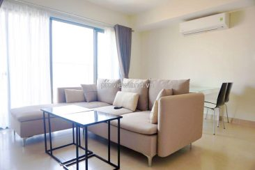 Masteri Thao Dien for rent 3 bedrooms 86 sqm