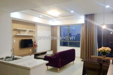 Masteri Thao Dien for rent 2 bedrooms 67 sqm