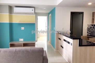 Masteri Thao Dien for rent 2 bedrooms 76 sqm