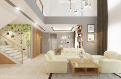 Penthouse Tropic Garden apartment for rent