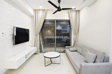 Masteri for rent 2 bedrooms 64 sqm deluxe furniture