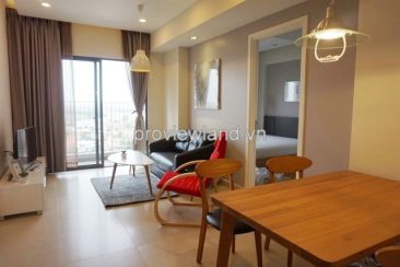 Masteri apartment for rent District 2 70 sqm 2 brs river view