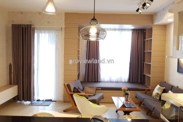 Masteri apartment for rent Dist 2 70 sqm 2 beds full furniture