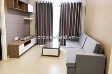 Masteri apartment for rent on high floor 2 bedrooms 65 sqm