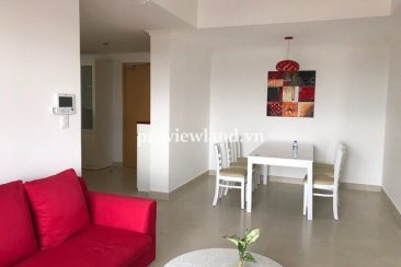 Leasing apartment 92sqm 3BRs fully furnished high floor river view in Masteri Thao Dien